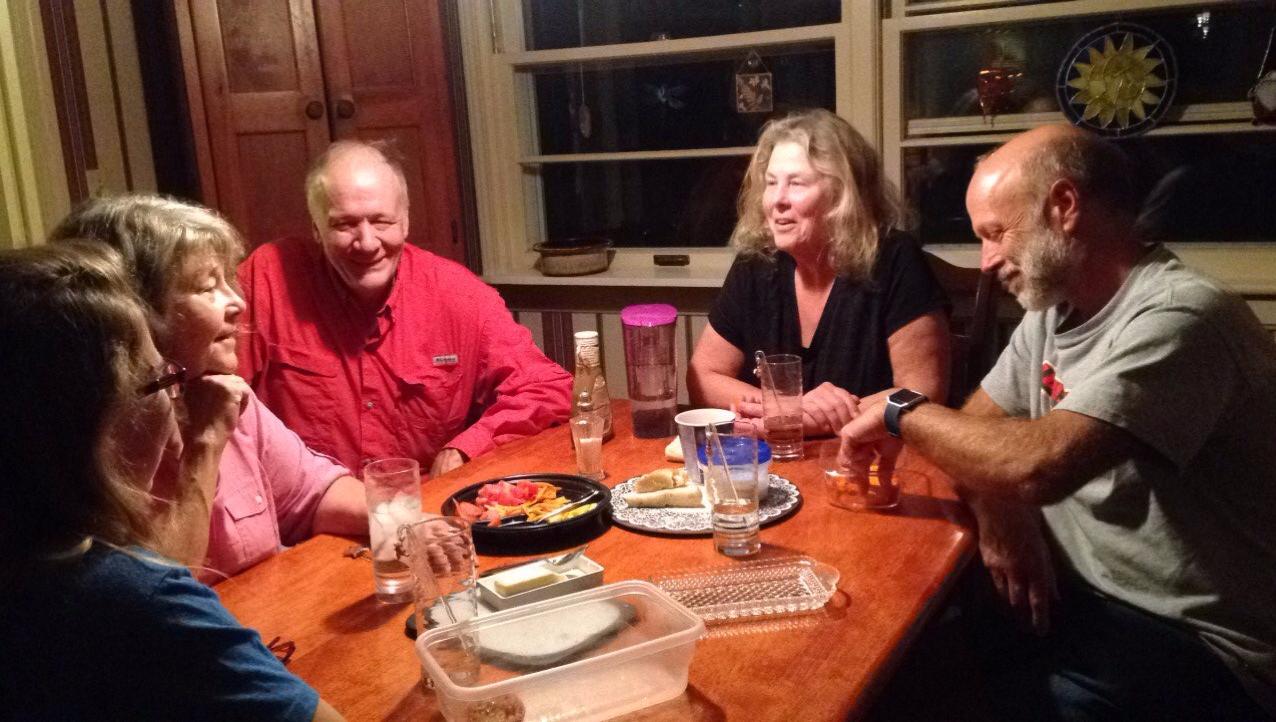 Caroline Camfield Kentucky Kitchen Table